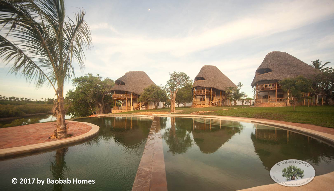 Baobab Homes Diani Beach
