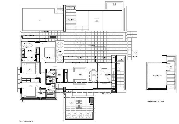 Floor Plan Artemis 3 bedroom